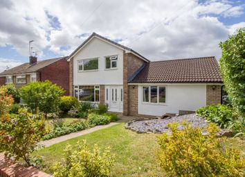 Thumbnail 4 bed detached house for sale in Powys Gardens, Dinas Powys