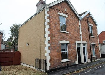 Thumbnail 2 bed semi-detached house for sale in Hollywood Road, Brislington, Bristol