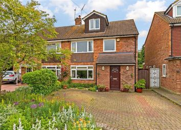 Thumbnail 5 bed semi-detached house for sale in Seaman Close, St Albans, Hertfordshire