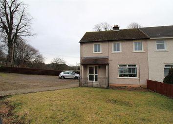 Thumbnail 3 bedroom semi-detached house for sale in Keir Hardie Avenue, Laurieston, Falkirk