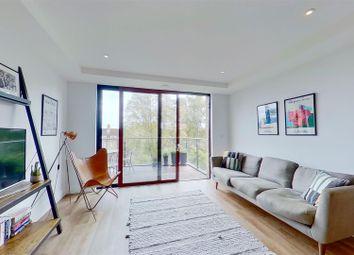 Thumbnail 2 bed flat for sale in Knaresborough Drive, London