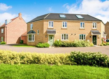 Thumbnail 3 bedroom semi-detached house for sale in Dairy Lane, Papworth Everard, Cambridge