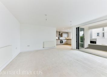Thumbnail 2 bed flat for sale in Chase Court, Chase Road, Epsom