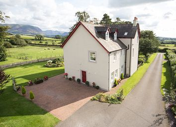 Thumbnail 5 bed farmhouse for sale in Byresteads Farmhouse, Near Lorton, Cockermouth, Cumbria
