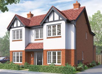 "Thumbnail 4 bed detached house for sale in ""The Tetbury"" at Russell Drive, Wollaton, Nottingham"