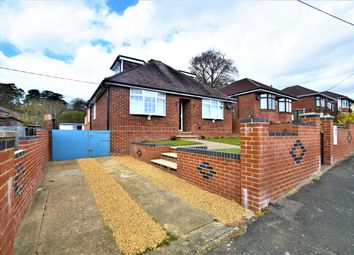 Thumbnail 3 bed detached bungalow for sale in Byron Road, Southampton