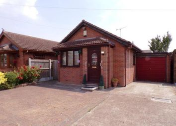 Thumbnail 1 bed bungalow for sale in Gennep Road, Canvey Island