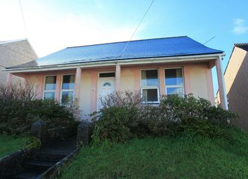 Thumbnail 2 bedroom detached bungalow for sale in Trelavour Road, St Dennis, St Austell, Cornwall