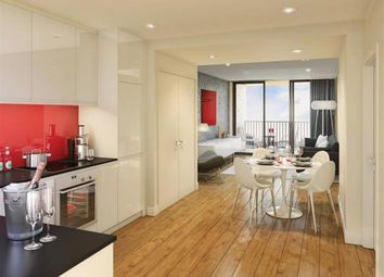 Thumbnail 2 bed flat for sale in Caithness Walk, Croydon, Surrey