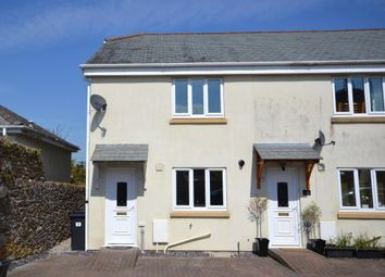 Thumbnail 3 bed end terrace house to rent in Pascoe Place, Zaggy Lane, Callington, Cornwall