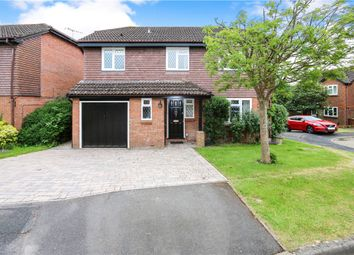 Thumbnail 4 bed detached house for sale in 3 Primrose Way, Romsey, Hampshire