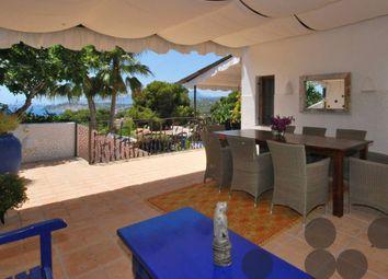 Thumbnail 7 bed villa for sale in Moraira, Alicante, Valencia, Spain
