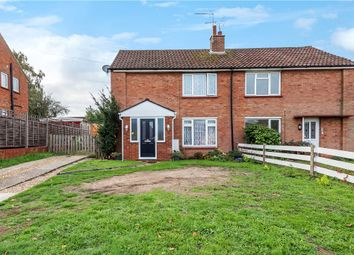 Thumbnail 3 bed semi-detached house for sale in Ansell Road, Frimley, Camberley