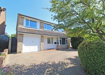 Thumbnail 4 bed detached house for sale in Glendale Avenue, Old Town, Eastbourne