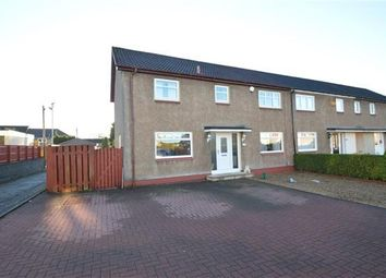 Thumbnail 4 bed end terrace house for sale in Alloway Drive, Kirkintilloch