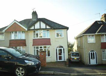 Thumbnail 2 bed semi-detached house for sale in Lon Pen Y Coed, Cockett, Swansea