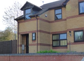 Thumbnail 3 bed end terrace house for sale in The Ridgeway, Leicester