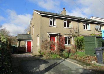 Thumbnail 4 bed end terrace house for sale in Benfield, Grasmere, Ambleside