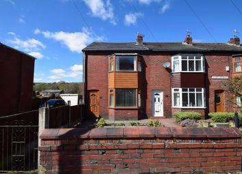 Thumbnail 2 bed end terrace house to rent in Scarr Terrace, Whitworth, Rochdale