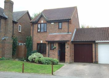 Thumbnail 3 bed detached house for sale in Halling, Rochester