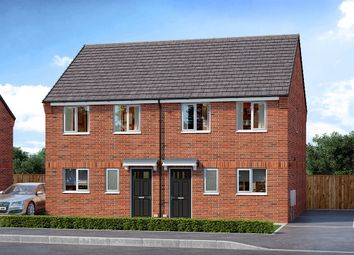 "3 bed property for sale in ""The Kendal"" at Wykebeck Mount, Leeds LS9"