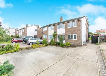 Thumbnail 4 bed semi-detached house for sale in Hamford Drive, Great Oakley, Harwich
