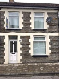 Thumbnail 3 bed terraced house for sale in East Street, Trallwn, Pontypridd