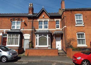 Thumbnail 4 bedroom terraced house for sale in Howard Road, Handsworth, Birmingham, West Midlands