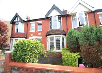 Thumbnail 3 bed terraced house for sale in Gorse Road, Blackpool, Lancashire