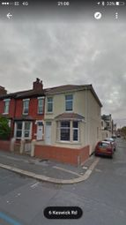 Thumbnail 2 bed terraced house to rent in Keswick Road, Blackpool