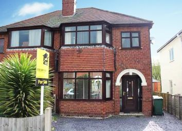 Thumbnail 4 bed semi-detached house for sale in Oxford Gardens, Stafford, Staffordshire