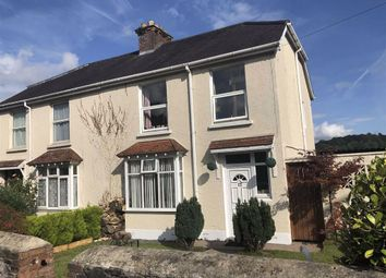 Thumbnail 3 bed semi-detached house for sale in Abbey Mead, Carmarthen