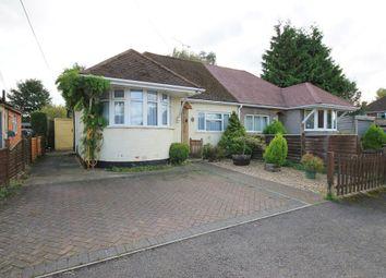 Thumbnail 2 bed semi-detached bungalow for sale in Kings Avenue, Tongham, Farnham