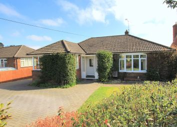 Thumbnail 2 bed detached bungalow for sale in The Chestnuts, Knighton Road, Broad Chalke, Salisbury