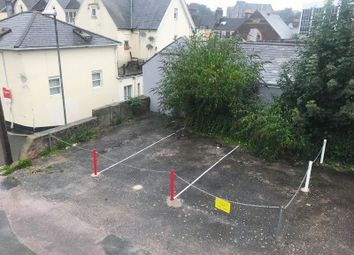 Thumbnail Parking/garage for sale in Tor Hill Road, Torquay