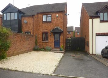 Thumbnail 2 bed semi-detached house for sale in The Furrows, Southam, Warwickshire