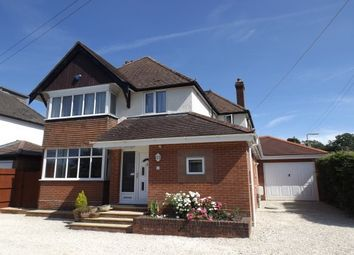 Thumbnail 4 bed detached house to rent in Western Road, Chandler's Ford, Eastleigh