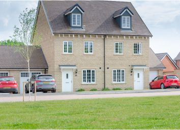 Thumbnail 3 bed semi-detached house for sale in Storksbill Lane, Southmoor