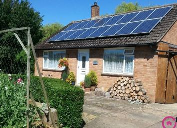 Thumbnail 2 bed detached bungalow for sale in Northway Lane, Northway, Tewkesbury