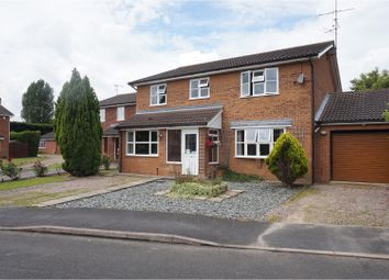 Thumbnail 4 bed detached house for sale in Bryony Gardens, Bourne
