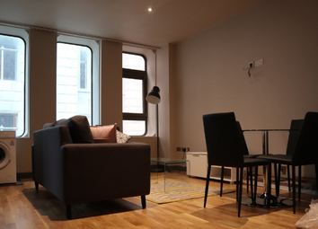 Thumbnail 1 bed flat for sale in 8 Water Street, Liverpool
