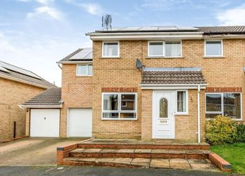 4 bed semi-detached house for sale in Bannerman Drive, Brackley, Northamptonshire NN13