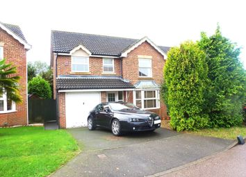 Thumbnail 4 bed detached house to rent in Milborne Road, Maidenbower, Crawley