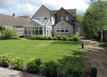 Thumbnail 4 bed detached house to rent in New Cross Road, Stamford, Lincolnshire