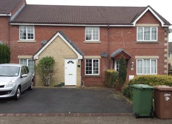 Thumbnail 2 bed terraced house to rent in Cwrt Nant Y Felin, Caerffili