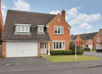 Thumbnail 4 bed detached house to rent in St. Swithin Way, Andover