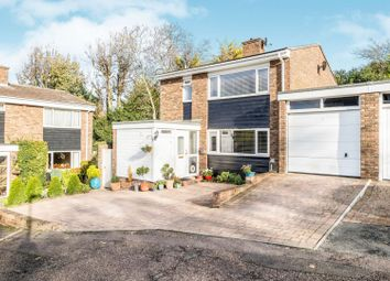 Thumbnail 3 bed detached house for sale in Woodforde Close, Ashwell