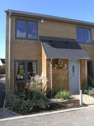 Thumbnail 2 bed end terrace house to rent in Island Way West, St Mary`S Island, Chatham, Kent