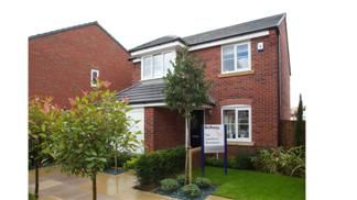 Thumbnail 3 bed detached house for sale in Warmingham Lane, Middlewich, Cheshire