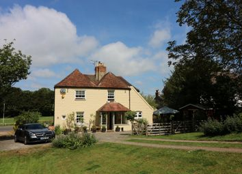 Thumbnail 4 bed farmhouse to rent in Mongeham Road, Great Mongeham, Deal